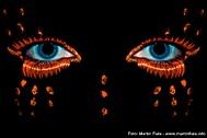 Neon eyes (infomf)