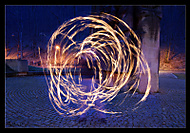 Fire painting (Rinc3wind)