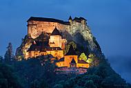 Oravsk� hrad (Marek Kanik)