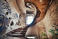 Opuštěné schody (carismatico)