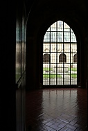 V klášteře (Megas.Lakkos)