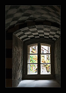 Okno na zámku... (Vlastimil Pibil)