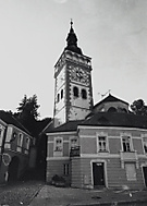 Mikulov - Kostel sv. Václava (infomf)