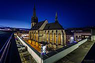 Kostel nanebevzetí panny Marie / Ústí nad Labem (pavel kozdas)