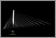....visací most nad Odrou.... (zbytki)
