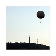 Balón nad Petřínskou rozhlednou (Alesh.Rocker)