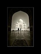 Taj Mahal (Mrakomor)