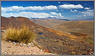 Výhled z nejvyšší sjezdovky na světě - Chacaltaya, Bolívie - 5 550m (daniel_linnert)
