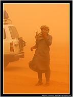 Písečná bouře - Libye (daniel_linnert)