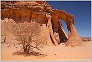 Zkamenělá sloní noha - Akakus, Libye (daniel_linnert)