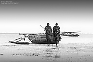 Maasai Friends, Zanzibar (Matej Michal�k)