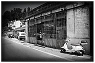 Officina Vespa, Italy (k20d)