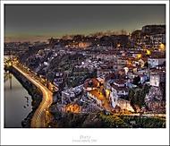 večerní Porto (trumtamberk)