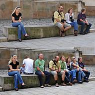 ...nejhorší jsou turisti... (Sanju)