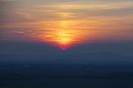 Západ slniečka pri Hlohovci (Roman110)