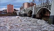 Kolín - velká voda (Jitka Brázdilová)