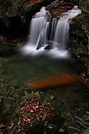 Satinské vodopády (berki)