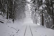 Historická železnica Oravská Lesná (brendon)