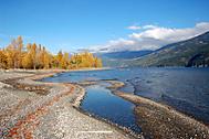 podzim v Kootenay (radhol)