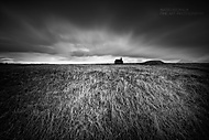 Kostol neďaleko Budir, Island (Matej Michalík)