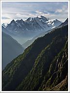 Mont Blanc (4809 m.n.m.) (Vlastimil Pibil)