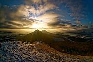 Západ slunce na Brníku (carismatico)