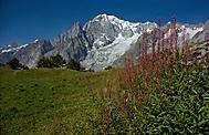 Mt. Blanc  (z italské strany) (Vlastimil Pibil)