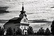 vesnický kostelík (Banesto)