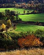 Podzimní cesty (František PUDIL)