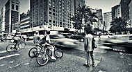 Rush hour....NYC (mmartin1000)