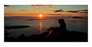Slunce nad Lofoty (apaluch)