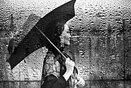 V dešti (MoniSan)