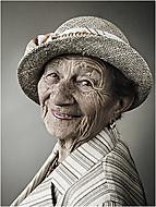 portrét mé mámy (motak)