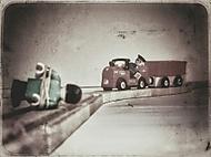 ...vlak přijíždí... (Kuba Adam)