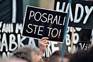 Protesty proti vláde - Bratislava 16. marec 2018 (Stewe Sk)