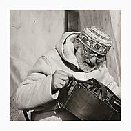 starý muzikant (Banesto)