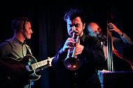 Alf Carlsson / Jiří Kotača Quartet (wikxzen)