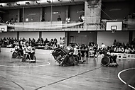 IWRF European Championship in Wheelchair Rugby (No-ni)