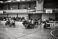IWRF European Championship in Wheelchair Rugby (No-ni)