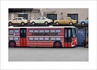 Pozdĺžne parkovanie v KOVOZOO. (Ivan 76)