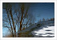 Tichá chvilka u rybníka... (Vlastimil Pibil)
