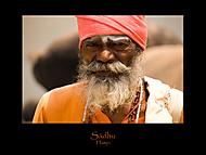 Svatý muž v jižní Indii (zbyna_)