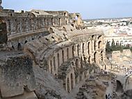 Eljem koloseum - Tunis (jagov)