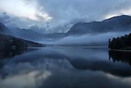 Bohinjské jezero, Slovinsko (-funky-)