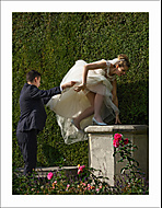 """Svatební fotka si """"žádá oběti""""... (Vlastimil Pibil)"""