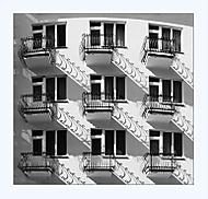 Balkónová partitura (babyvrba)