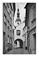 Táborská ulička (Lukáš Pecháček)