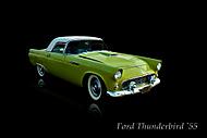 Nesoutezni - Ford Thunderbird `55 (Daemonius)