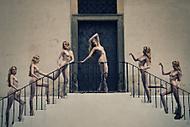 Po týchto schodoch ísť do neba (foto: Žltý Dodo) (Nejlepší akty)